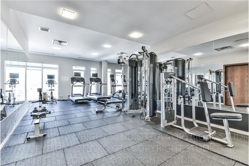 260 Sackville St 1 bedroom with den - gym