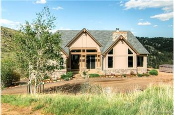 26202 Golden Gate Canyon Road, Golden, CO
