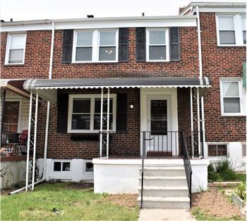 2733 Pelham Avenue, Baltimore, MD