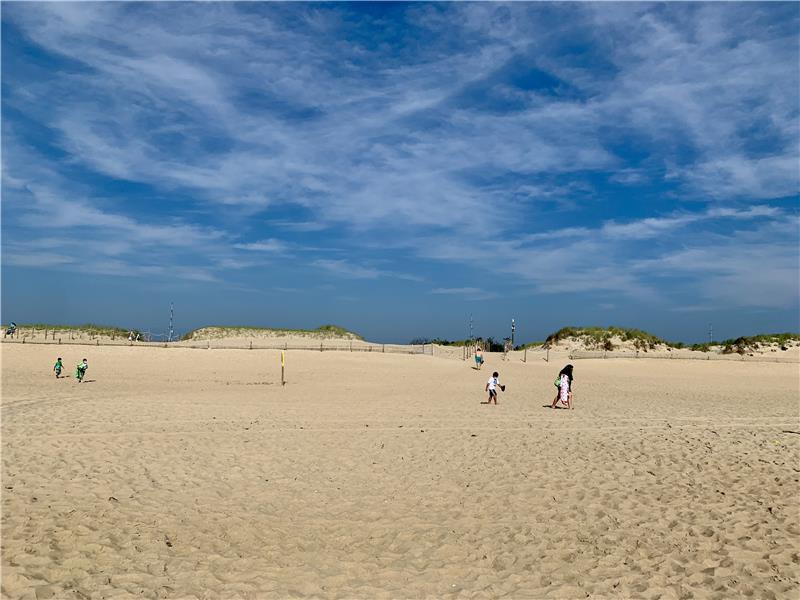 Fenwick Island State Park Beach