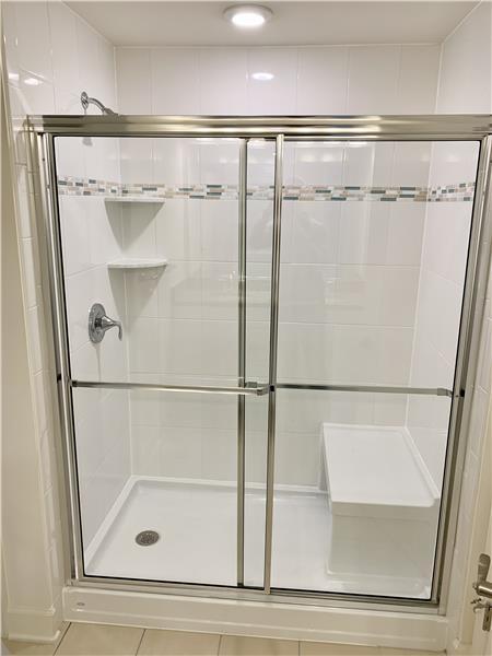 Main Level Full Bathroom