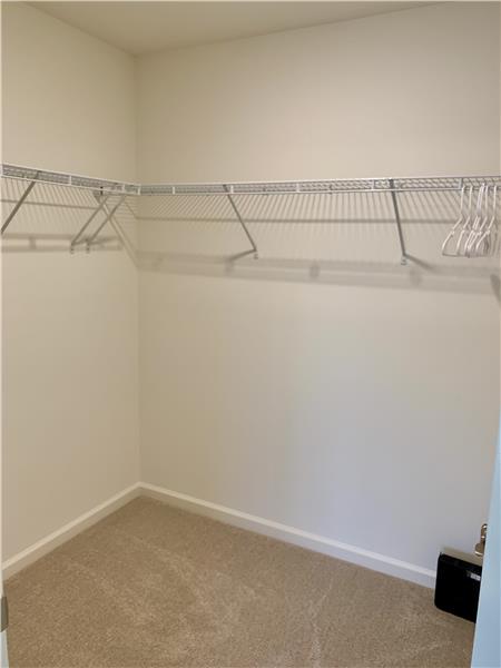Upper Level Bedroom Walk-In Closet