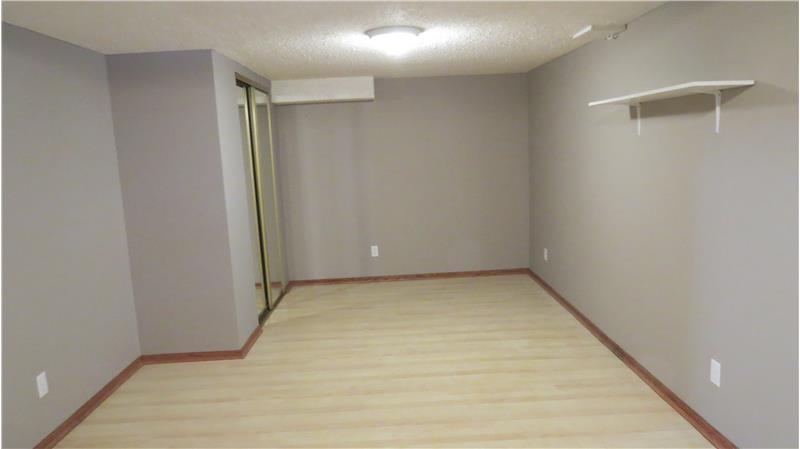 3rd basement bedroom - window is not legal egress size