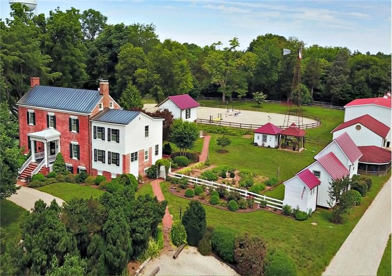 18 acre historic estate property