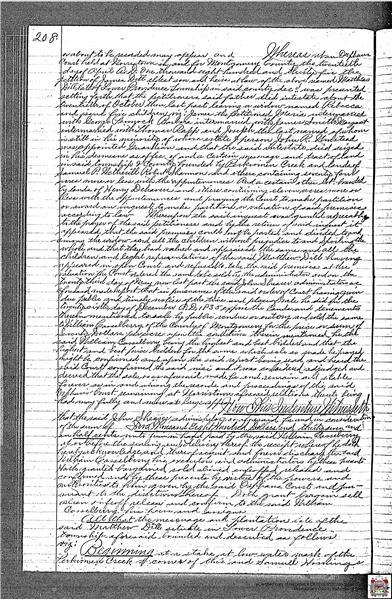 2854 Egypt Road Deed Essay Page Four