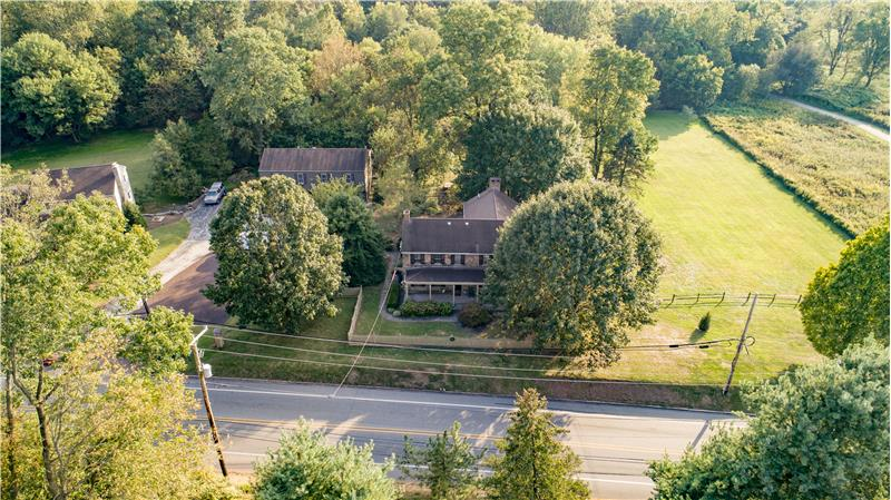 2854 Egypt Road Aerial View