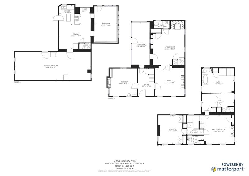 2854 Egypt Road Floorplan