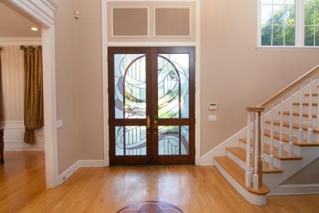 2 Story Entry Foyer