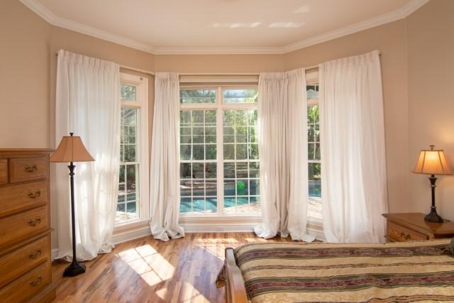 En-Suite Guest Room with Pool Views