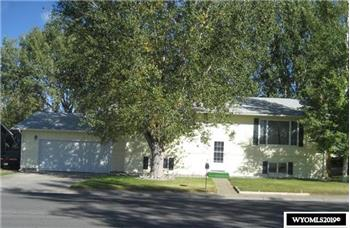 325 S 20th, Worland, WY
