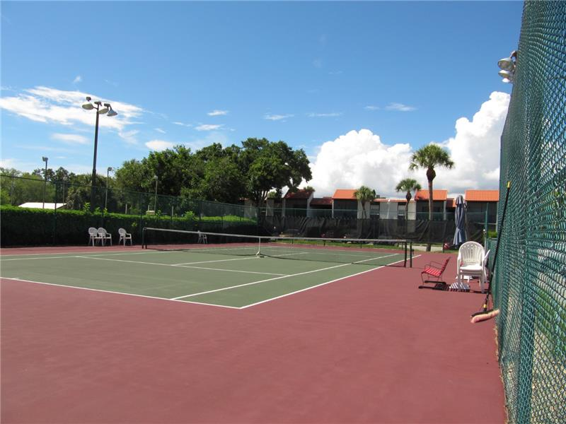 South Tennis Court