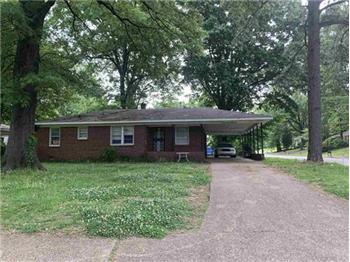 3382 Frayser School Dr, Memphis, TN