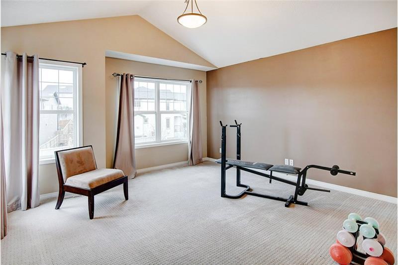 Upper Bonus Room
