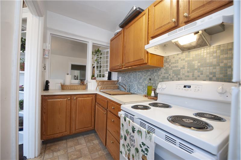 39 S High Street, West Chester 3rd Floor Apartment Kitchen