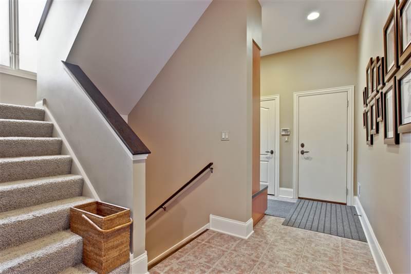 Hallway & Second Stairway