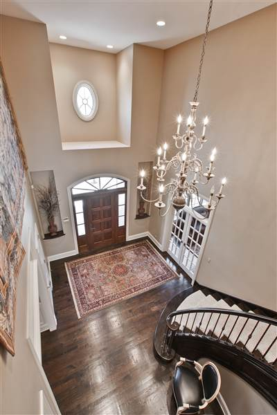 Two-Story Foyer