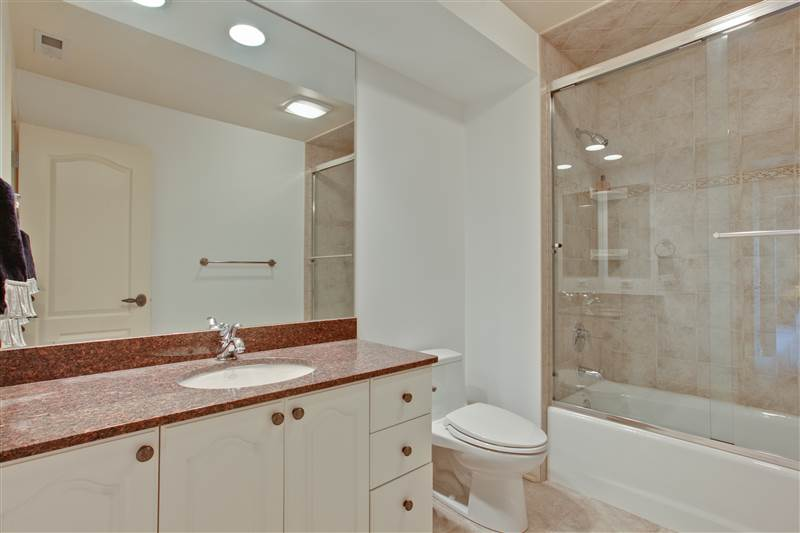 Fourth Bedroom Ensuite Bath