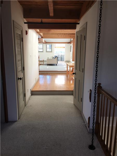 Hallway into main living area