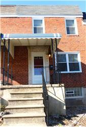 4012 Rexmere Avenue, Baltimore, MD