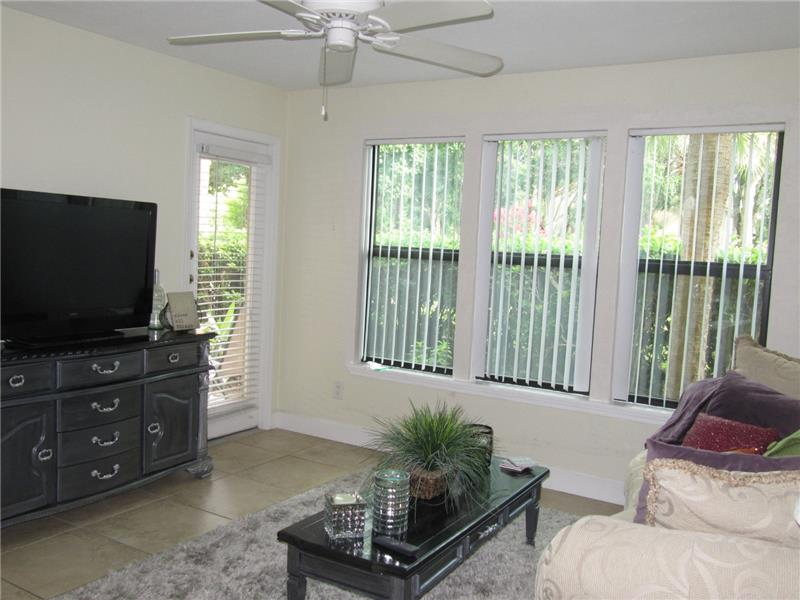 Living Room opens to Lanai