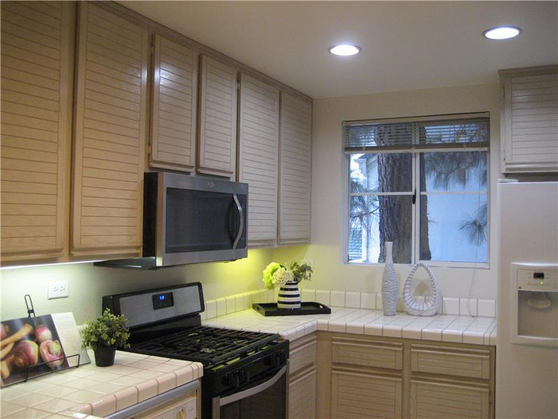 Kitchen With Window For Natural Light