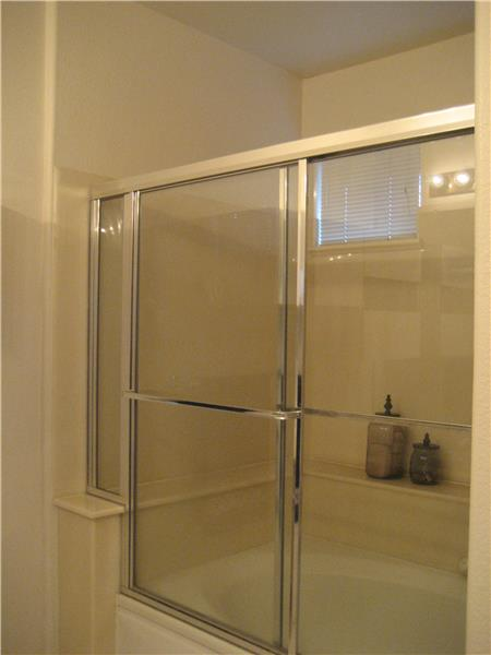 Window Over Shower