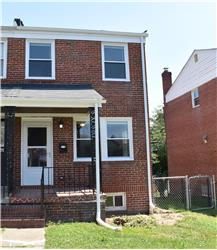 4362 Nicholas Avenue, Baltimore, MD
