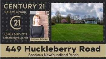 449 Huckleberry Road, Newfoundland, PA