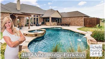 4604 Vista Ridge Parkway, Parker, TX