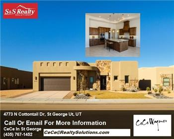 4773 N Cottontail Dr, St George Ut, UT