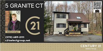 5 Granite Court, Lake Ariel, PA
