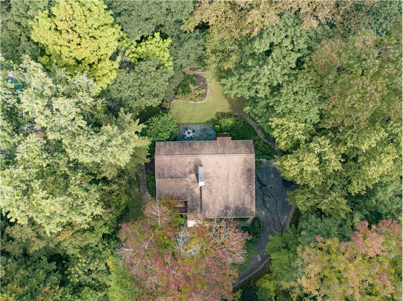 504 Meadowbrook Circle Aerial Drone View