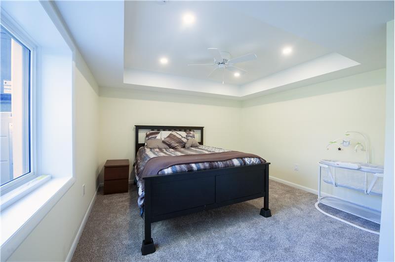 513 Flora Circle Lower Level Bedroom