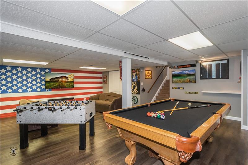 Finished Sub-Basement