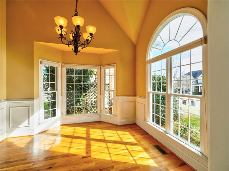 Sunny Office/Dining/Flex Room