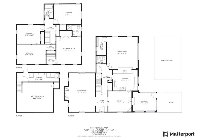 528 General Scott Road Floor Plan