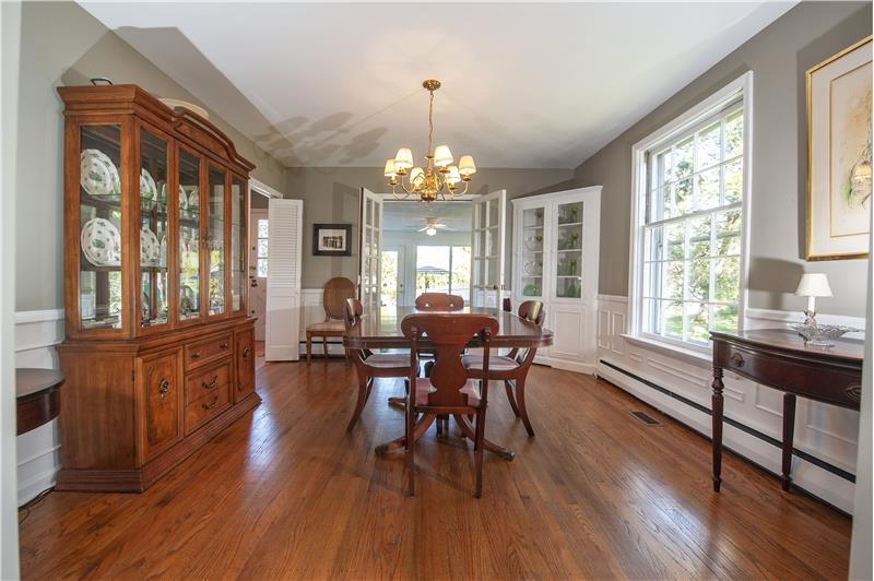 528 General Scott Road Dining Room