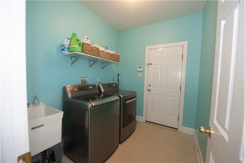 532 Red Fox Lane Laundry Room