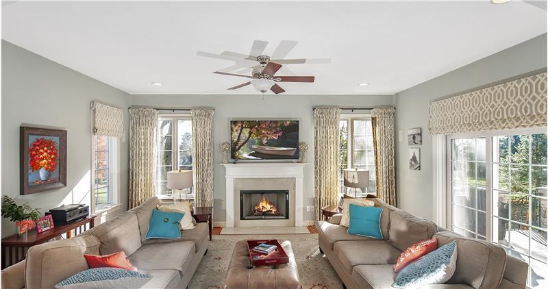 532 Red Fox Lane Family Room
