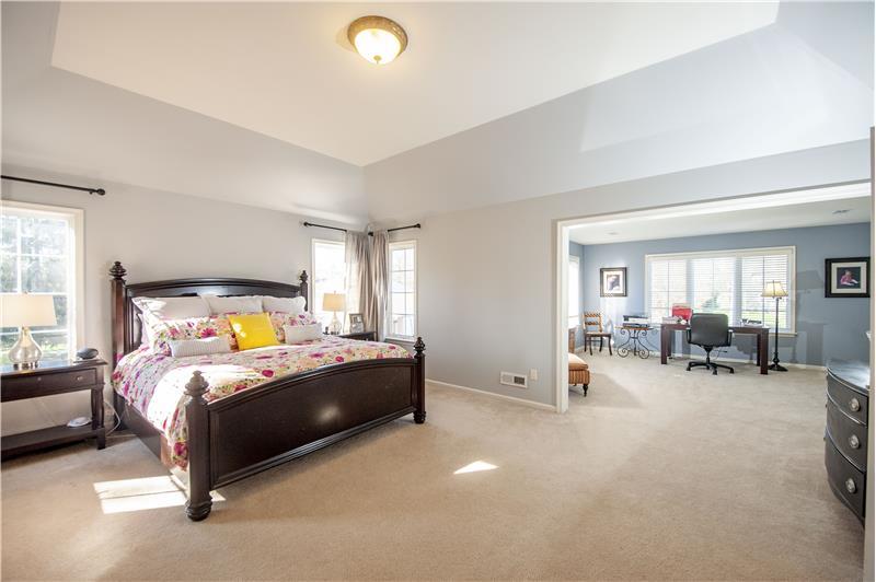 532 Red Fox Lane Primary Suite