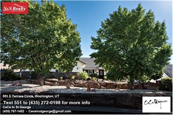 551 S Terrace Circle, Washington, UT