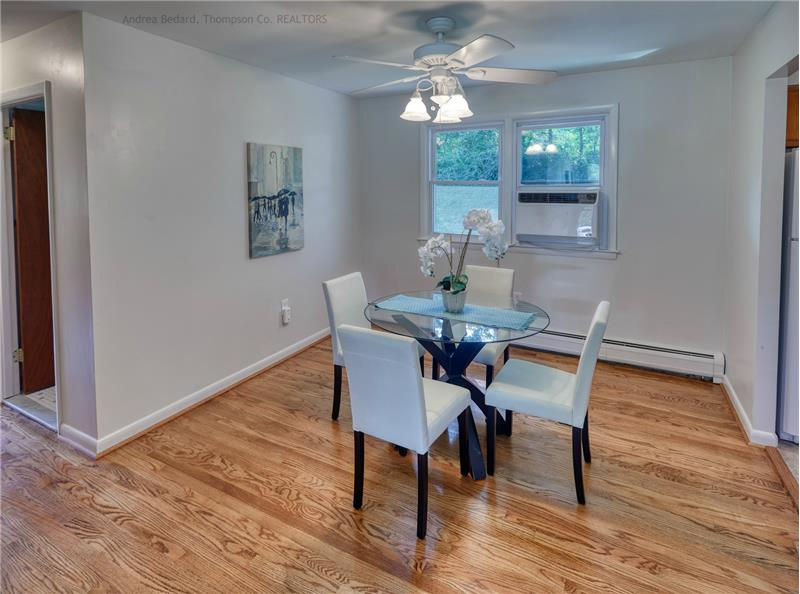 This could be your new dining room!