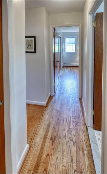 The original hardwoods are in excellent condition!