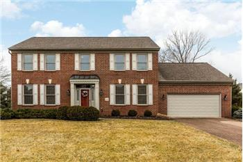 5894 Shadow Creek Dr, Westerville, OH
