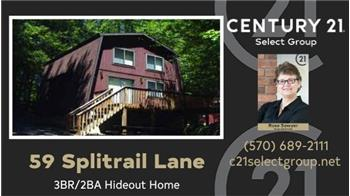 59 Splitrail Lane, Lake Ariel, PA