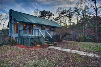 599 Deer Hunter Road, Blue Ridge, GA
