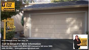 6103 Edenhall Drive, San Jose, CA
