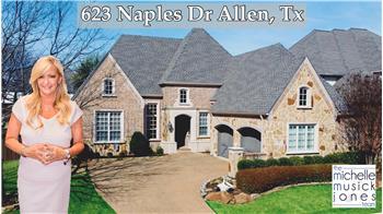 623 Naples, Allen, TX