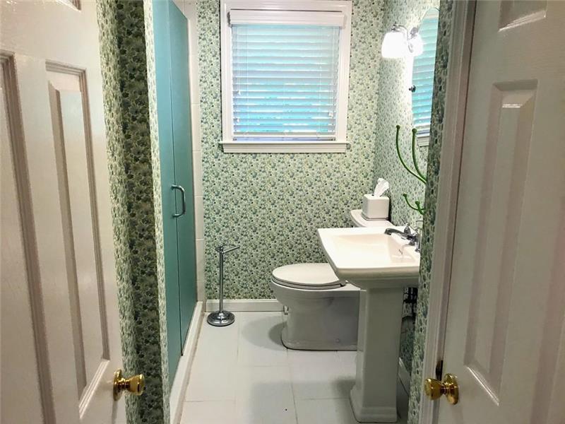 Updated Baths...Custom Glass Enclosure