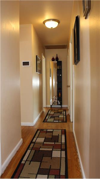 Hall Leading to Bedrooms